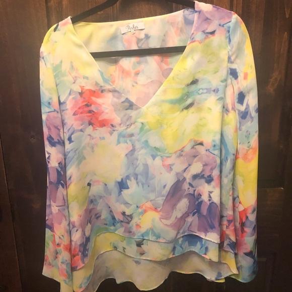 Parker Tops - Parker blouse